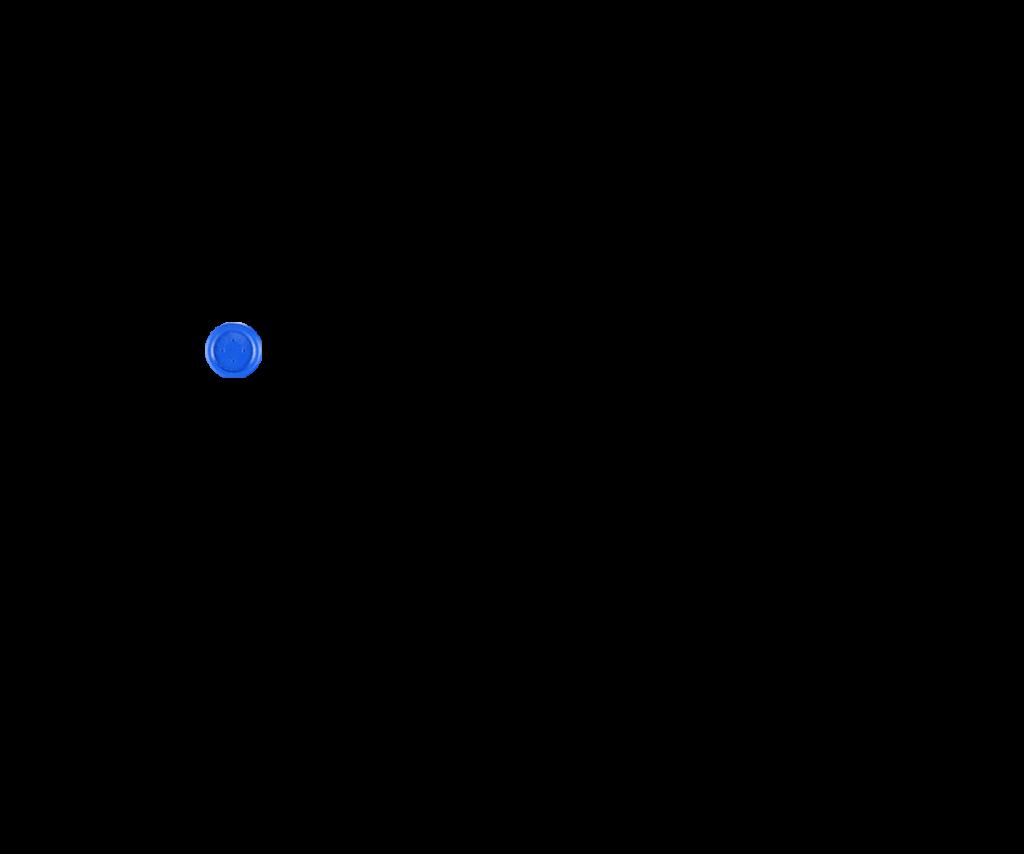 Profi Flat Blue