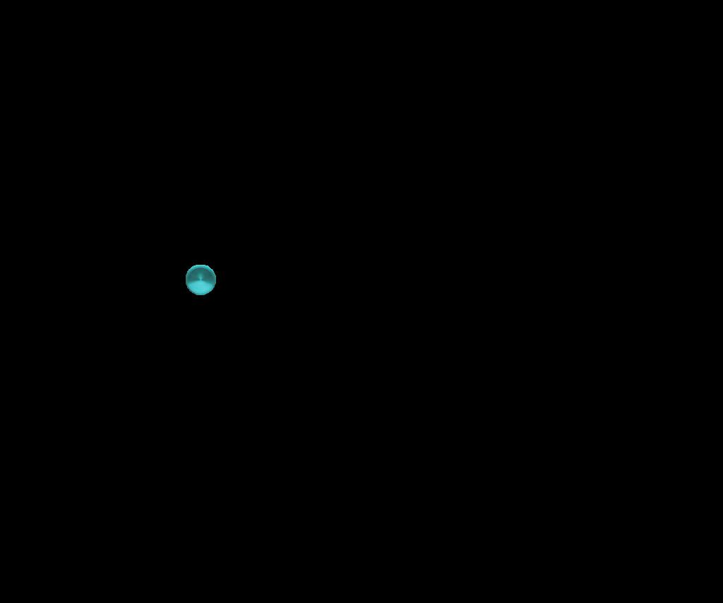 Бирюзовый алюминиевый