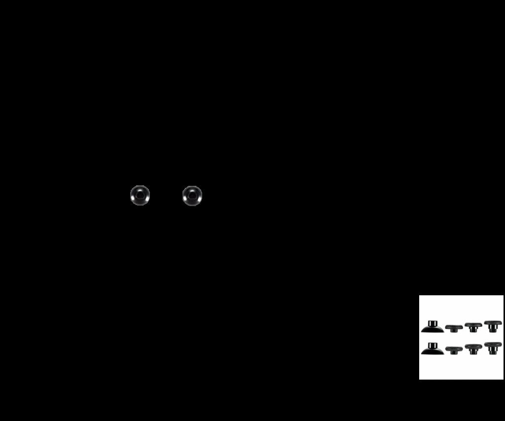 Черный — комплект  (НЕТ в НАЛИЧИИ)