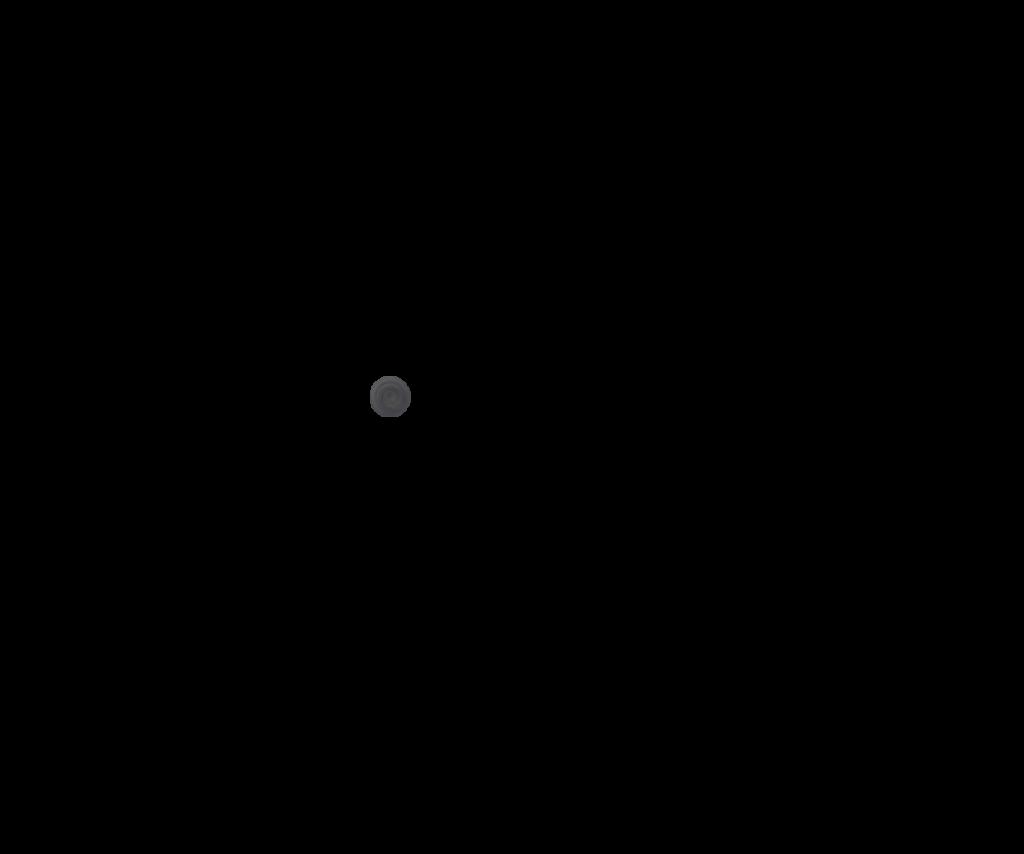 Черный прозрачный