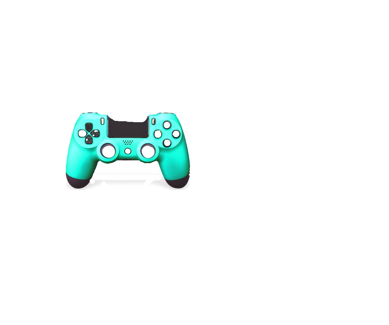 Светло-голубая