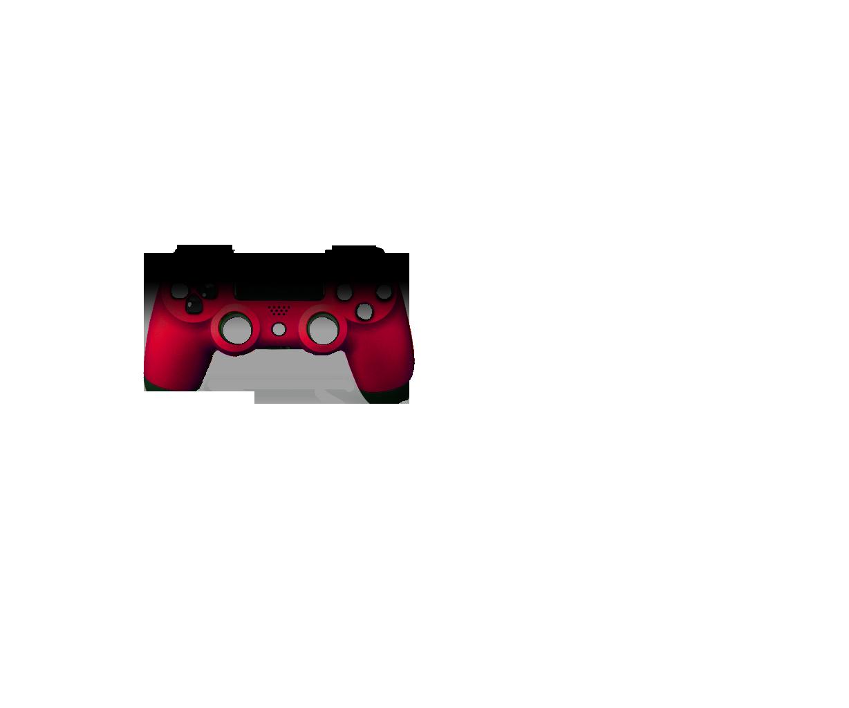 Черная и красная — градиент