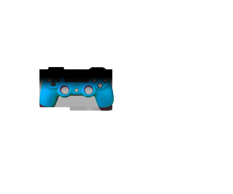 Черный и голубой — градиент