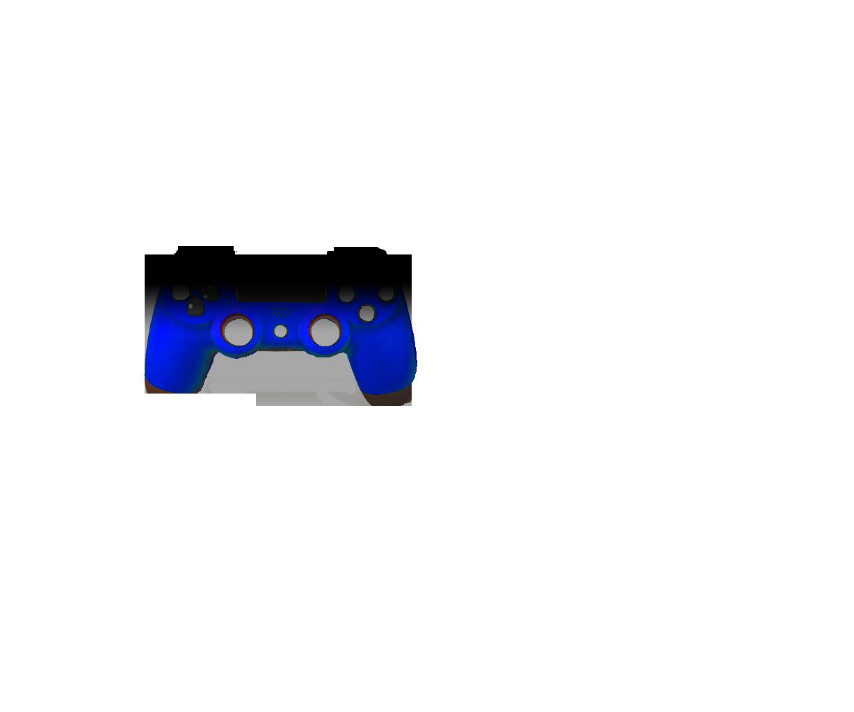 Черный и синий — градиент
