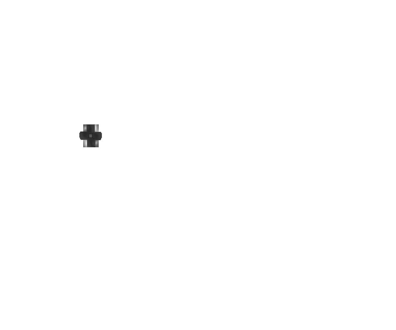 Черная алюминиевая