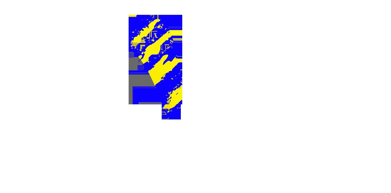 Желто-синий
