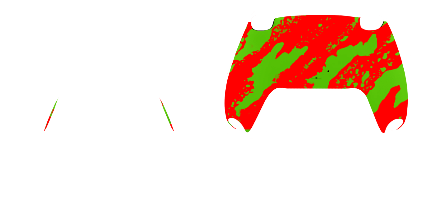 Красно-зеленый