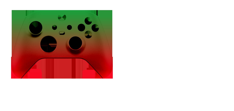Зелено-красный