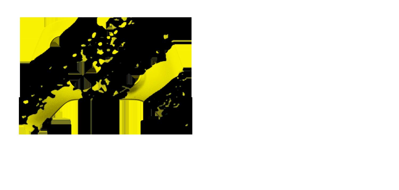 Желто-черный