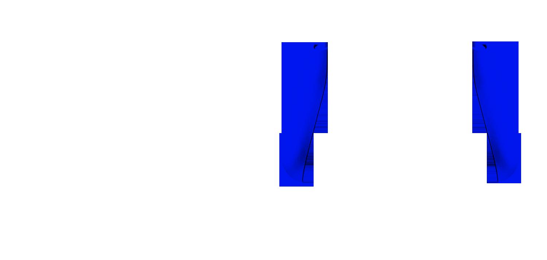 Синие